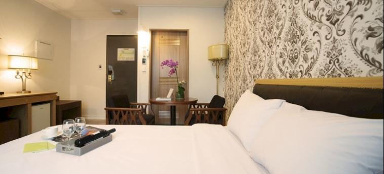 Amber Hotel: Athenian Panorama Room JEJU