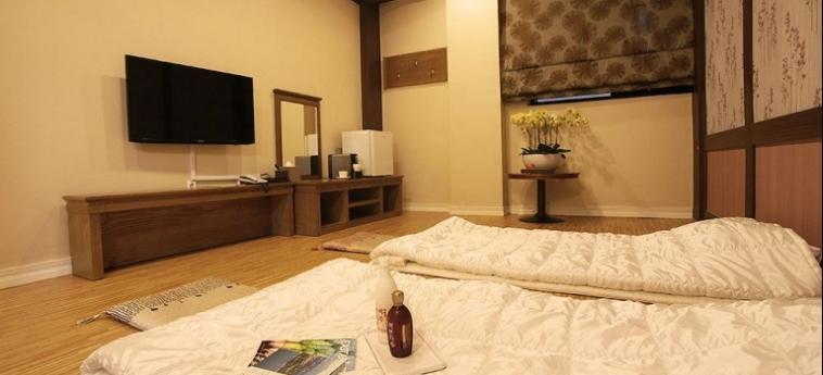 Amber Hotel: Badezimmer - Suite JEJU