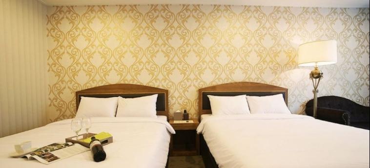 Amber Hotel: Business Centre JEJU