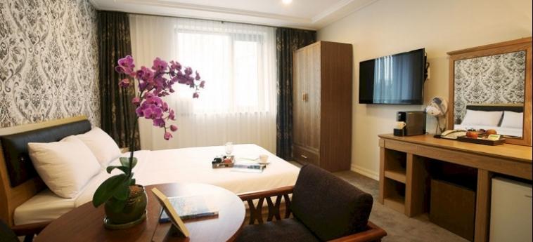 Amber Hotel: Economy Room JEJU