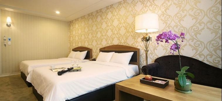 Amber Hotel: Kapelle JEJU