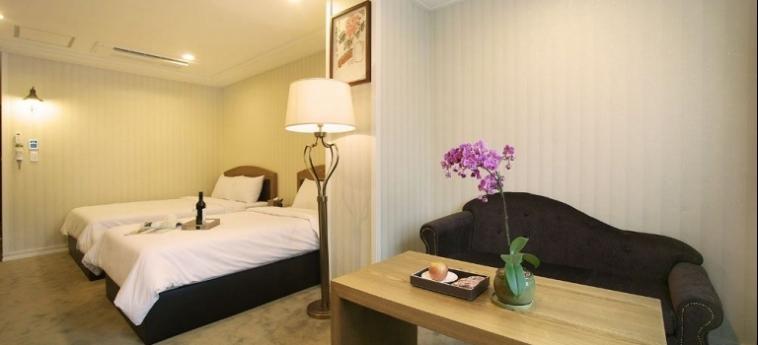 Amber Hotel: Komfort Zimmer  JEJU