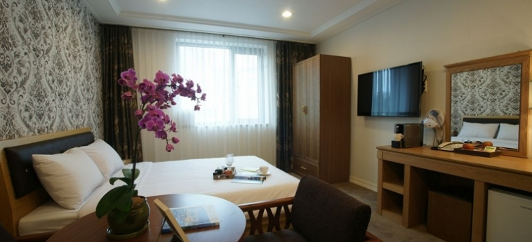 Amber Hotel: Lounge JEJU