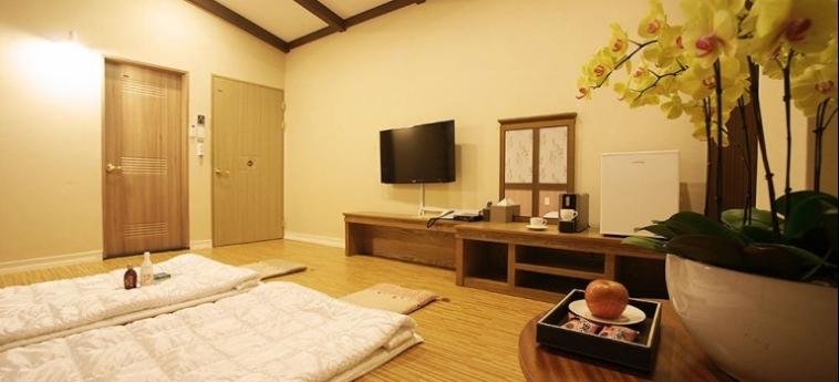 Amber Hotel: Putting Green JEJU