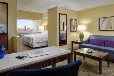 Hotel Sheraton Lincoln Harbor: Breakfast Room JERSEY CITY (NJ)