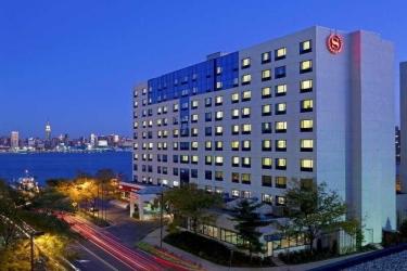 Hotel Sheraton Lincoln Harbor: Exterior JERSEY CITY (NJ)