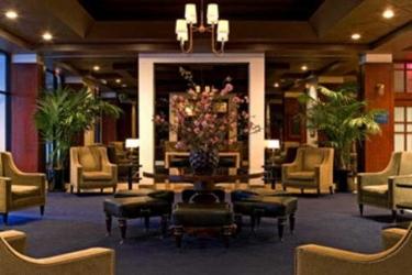 Hotel Sheraton Lincoln Harbor: Lobby JERSEY CITY (NJ)