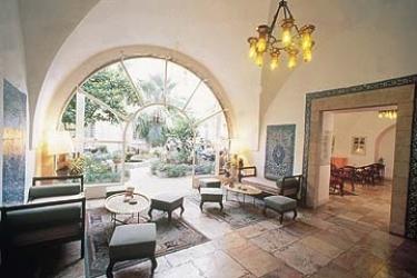 Hotel American Colony: Lobby JERUSALEM