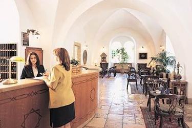 Hotel American Colony: Reception JERUSALEM