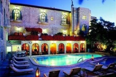 Hotel American Colony: Swimming Pool JERUSALEM