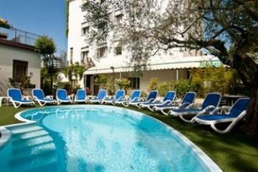 Hotel Manzoni: Buffet JESOLO - VENICE