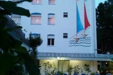 Hotel Manzoni: Entrance JESOLO - VENICE