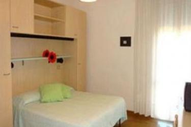 Hotel Rubino: Cour de Recreation JESOLO - VENISE