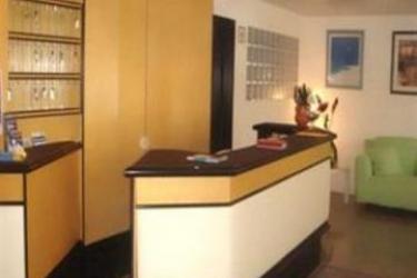 Hotel Rubino: Garage JESOLO - VENISE