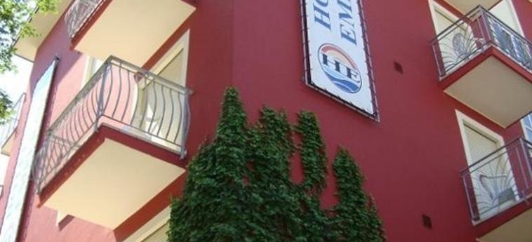 Hotel Emperador: Exterieur JESOLO - VENISE