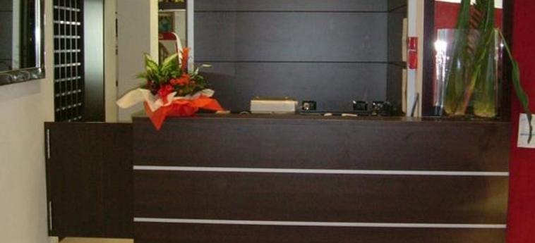 Hotel Emperador: Reception JESOLO - VENISE