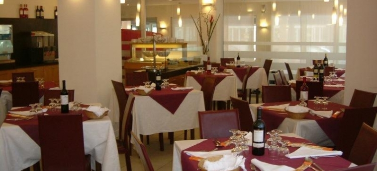 Hotel Emperador: Restaurant JESOLO - VENISE