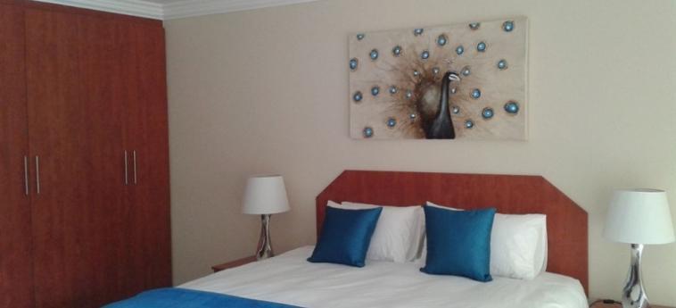 Hotel Anka Lodge: Dormitory 4 Pax JOHANNESBURG