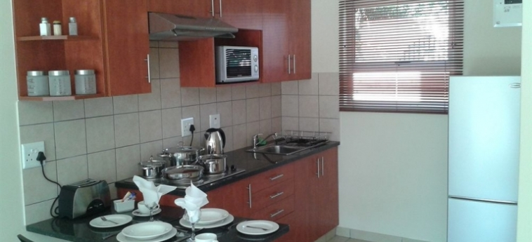 Hotel Anka Lodge: Executive Junior Suite Room JOHANNESBURG