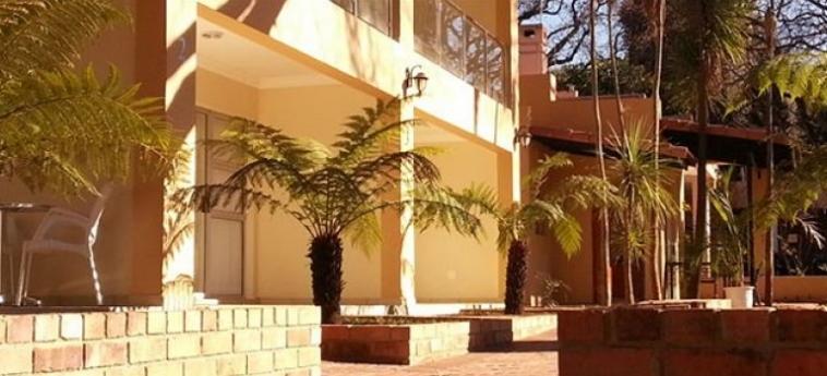 Hotel Anka Lodge: Jacuzzi JOHANNESBURG