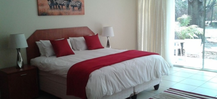 Hotel Anka Lodge: Chalet JOHANNESBURG