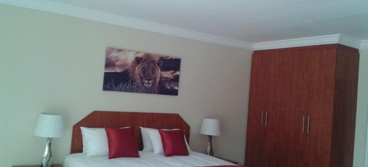 Hotel Anka Lodge: Superior Bathroom JOHANNESBURG