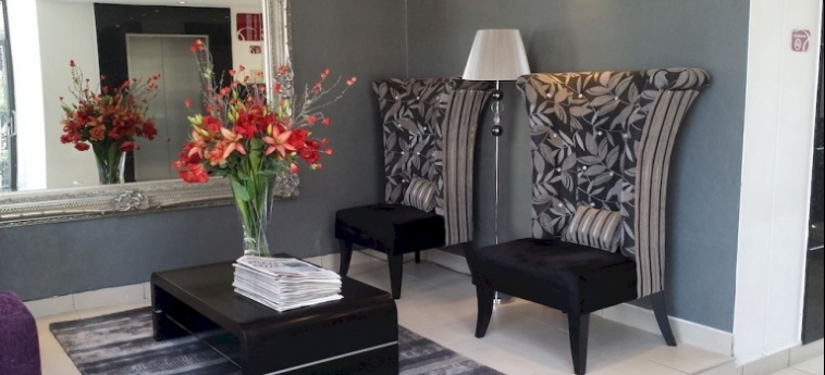 Westpoint Furnished Apartments: Apartment JOHANNESBURG