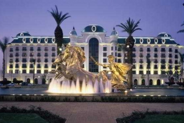 Hotel D'oreale Grande At Emperor Palace: Exterior JOHANNESBURG