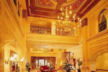 Hotel D'oreale Grande At Emperor Palace: Lobby JOHANNESBURG