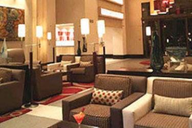 Hotel D'oreale Grande At Emperor Palace: Lounge Bar JOHANNESBURG