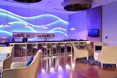 Hotel Radisson Blu Gautrain: Bar JOHANNESBURG