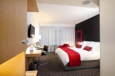 Hotel Radisson Blu Gautrain: Chambre jumeau JOHANNESBURG