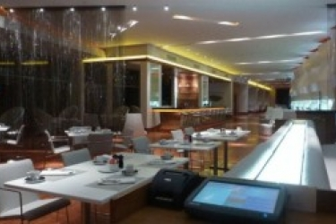 Hotel Radisson Blu Gautrain: Extérieur JOHANNESBURG