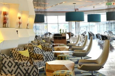 Hotel Radisson Blu Gautrain: Lobby JOHANNESBURG