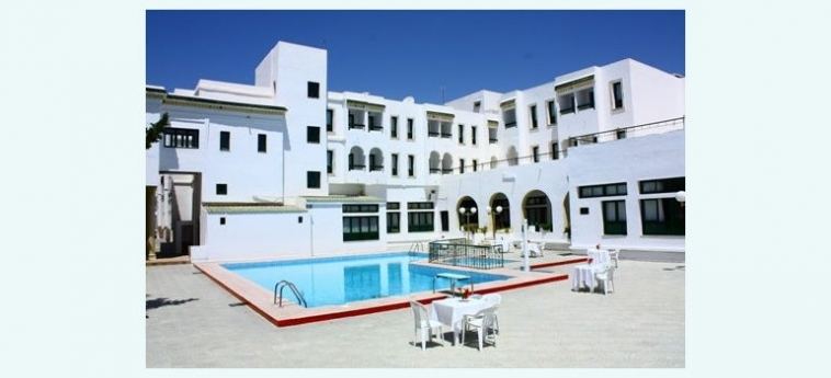 Hotel Amina: Außenschwimmbad KAIROUAN