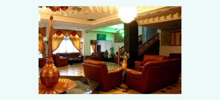 Hotel Amina: Lobby KAIROUAN