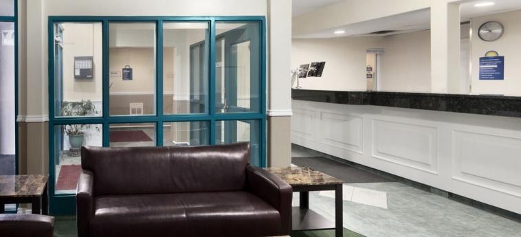 Hotel Days Inn Kamloops Bc: Area salotto KAMLOOPS