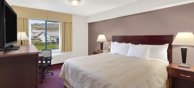 Hotel Days Inn Kamloops Bc: Camera degli ospiti KAMLOOPS
