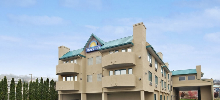 Hotel Days Inn Kamloops Bc: Immagine principale KAMLOOPS