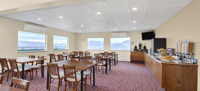 Hotel Days Inn Kamloops Bc: Sala Colazione KAMLOOPS