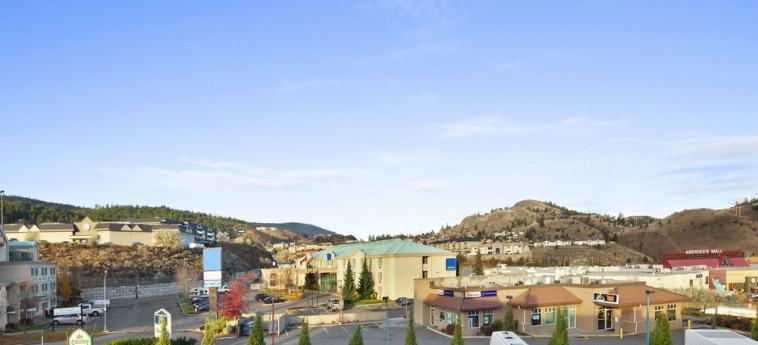 Hotel Days Inn Kamloops Bc: Terreno della proprietà KAMLOOPS