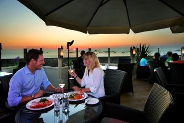 Hotel Cobo Bay: Abendessen für Paar KANALINSELN