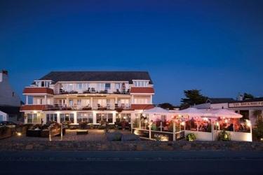 Hotel Cobo Bay: Außen KANALINSELN