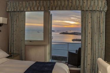 Hotel Cobo Bay: Gästezimmeransicht KANALINSELN
