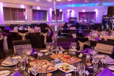 Hotel Cobo Bay: Indoor-Hochzeit KANALINSELN