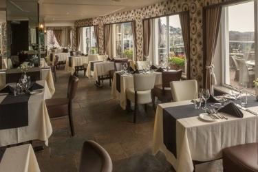Hotel Cobo Bay: Restaurant KANALINSELN