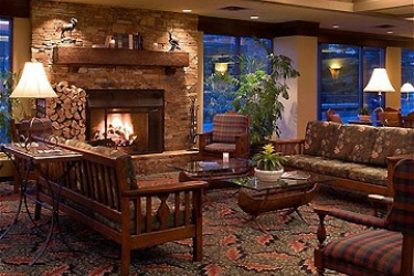 Hotel Kananaskis Mountain Lodge, Autograph Collection: Lobby KANANASKIS