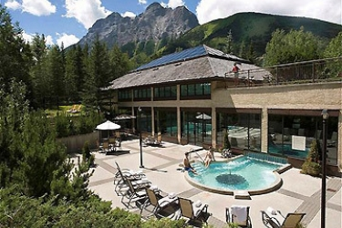 Hotel Kananaskis Mountain Lodge, Autograph Collection: Swimming Pool KANANASKIS