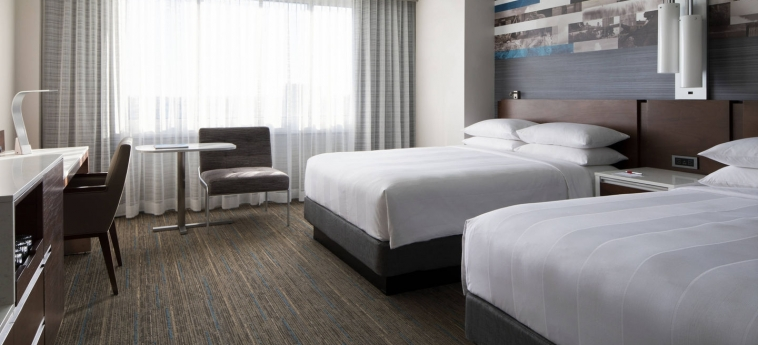 Hotel Kansas City Marriott Country Club Plaza: Habitaciòn Gemela KANSAS CITY (MO)