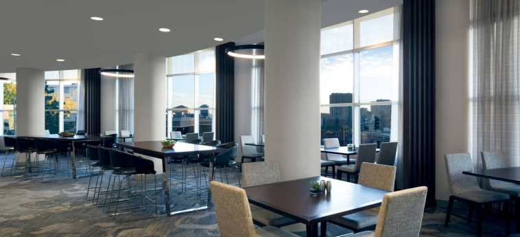 Hotel Kansas City Marriott Country Club Plaza: Lobby KANSAS CITY (MO)